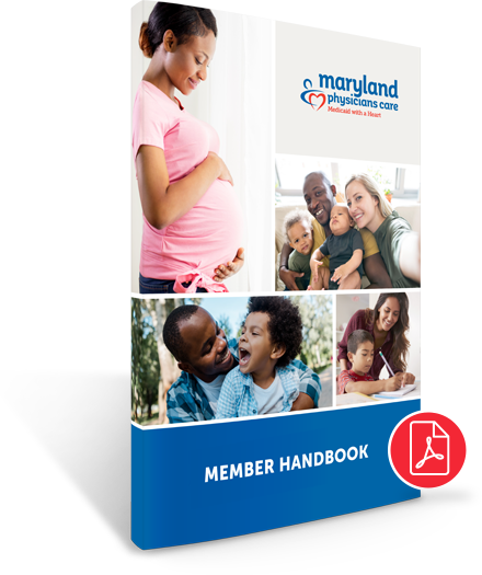 Photo of MPC Member Handbook Cover
